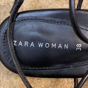 Zara Shoes - Zara Women Black Sandals